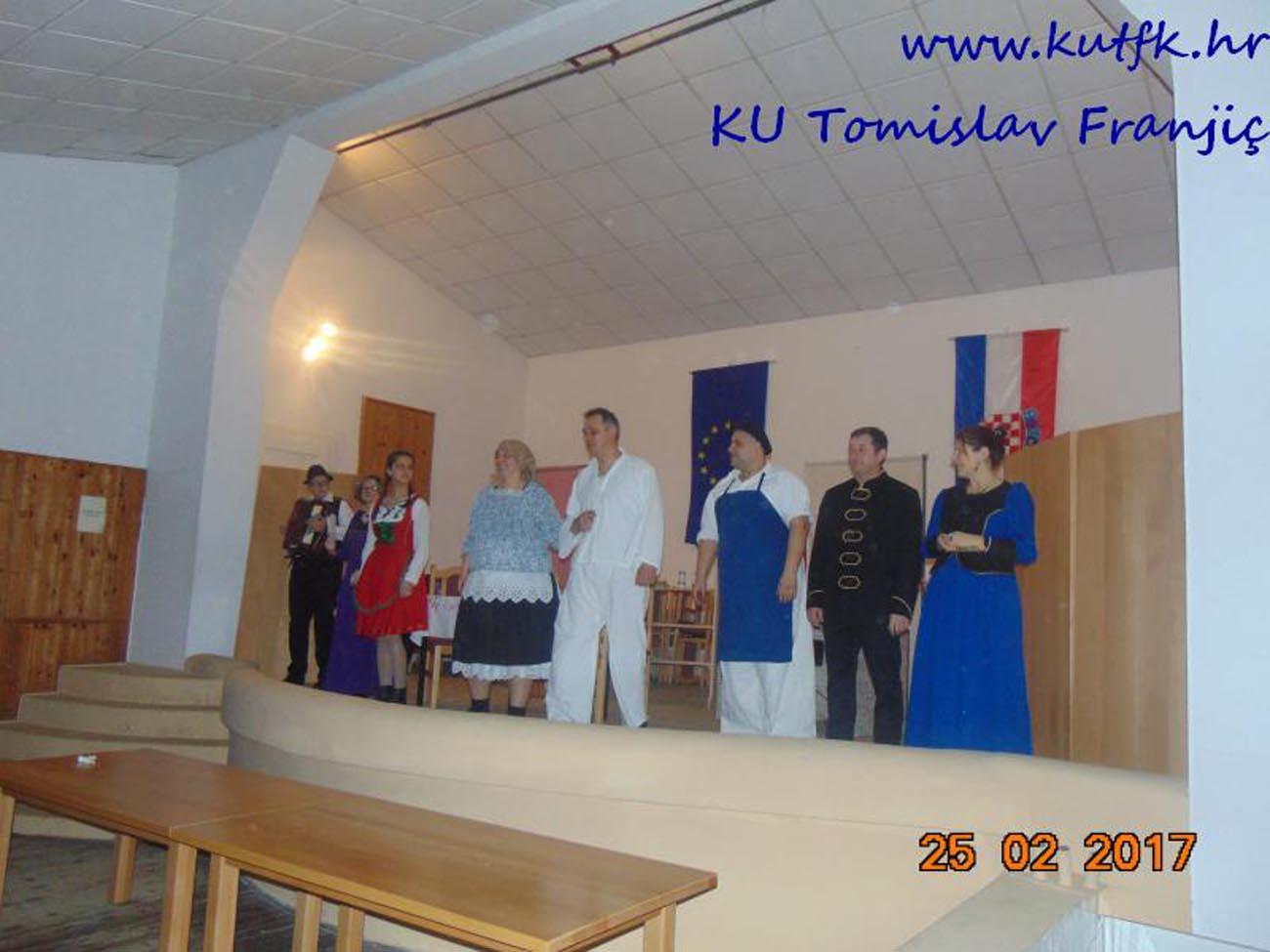 LokalnaHrvatska.hr Kalinovac Predstava Na konaku gostovala u Podravskim Sesvetama