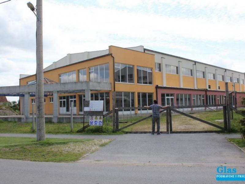 Pročitajte članak Glasa Podravine o Školsko-sportskoj dvorani u Kalinovcu