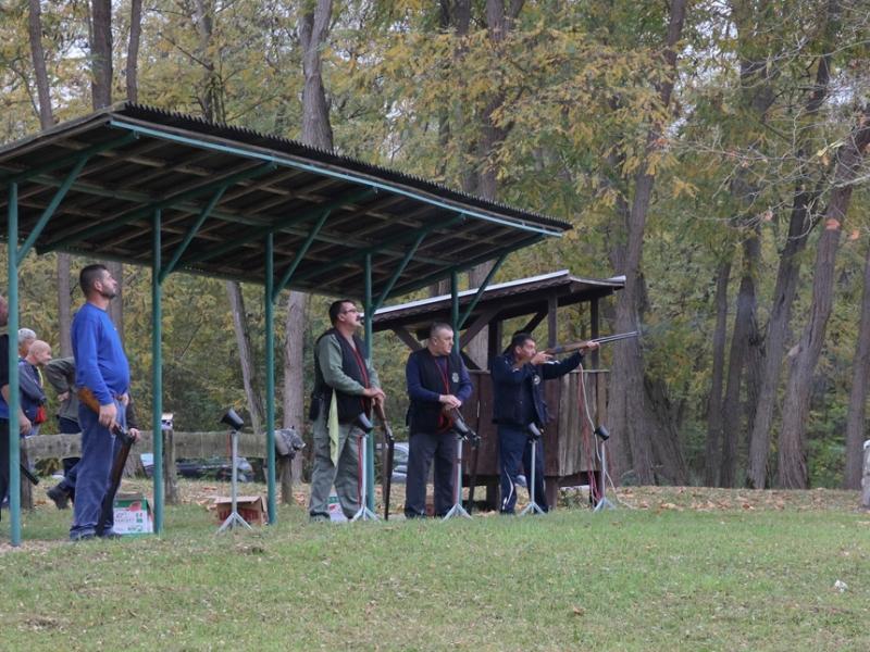 Tradicionalno natjecanje u gađanju glinenih golubova