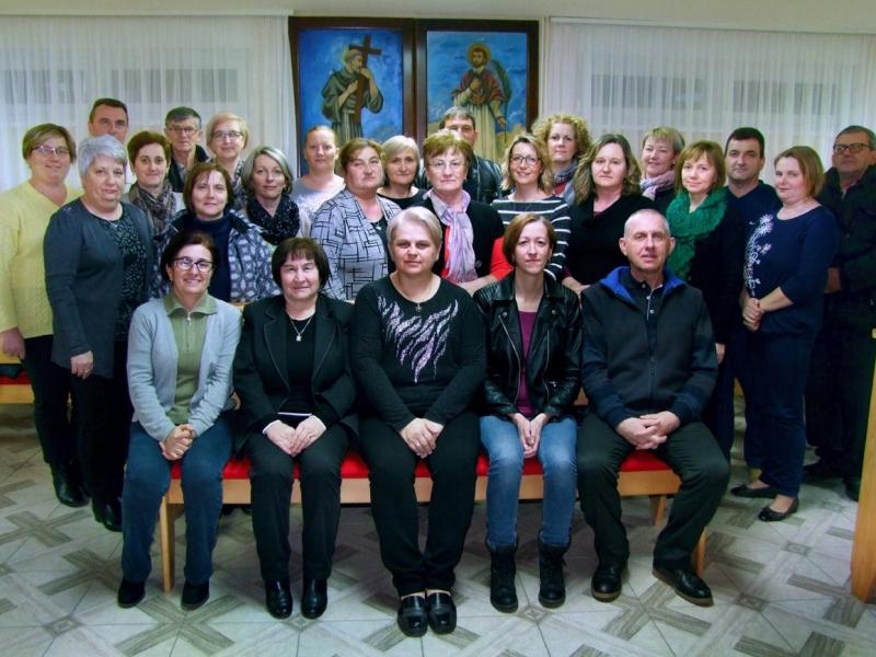 Izvješće sa godišnje skupštine Društva sv. Luke Kalinovac