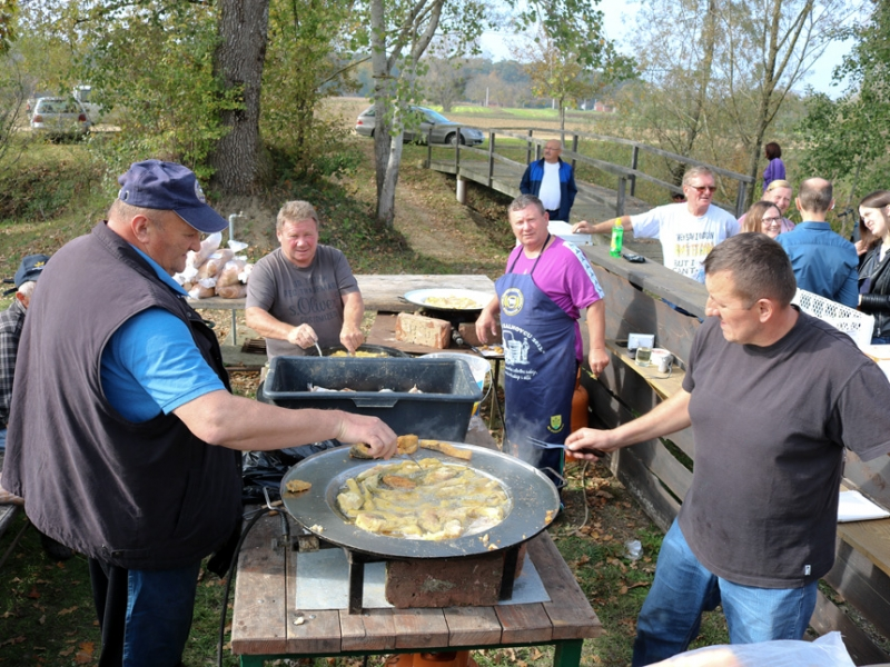 Održano ribičko druženje na jezeru Batinska