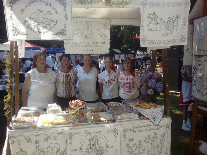 Udruga žena Kalnovčice sudjelovala na ovogodišnjoj jubilarnoj 50. Picokijadi